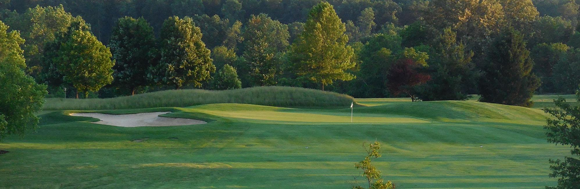 Pennsylvania's Friendliest Golf Club