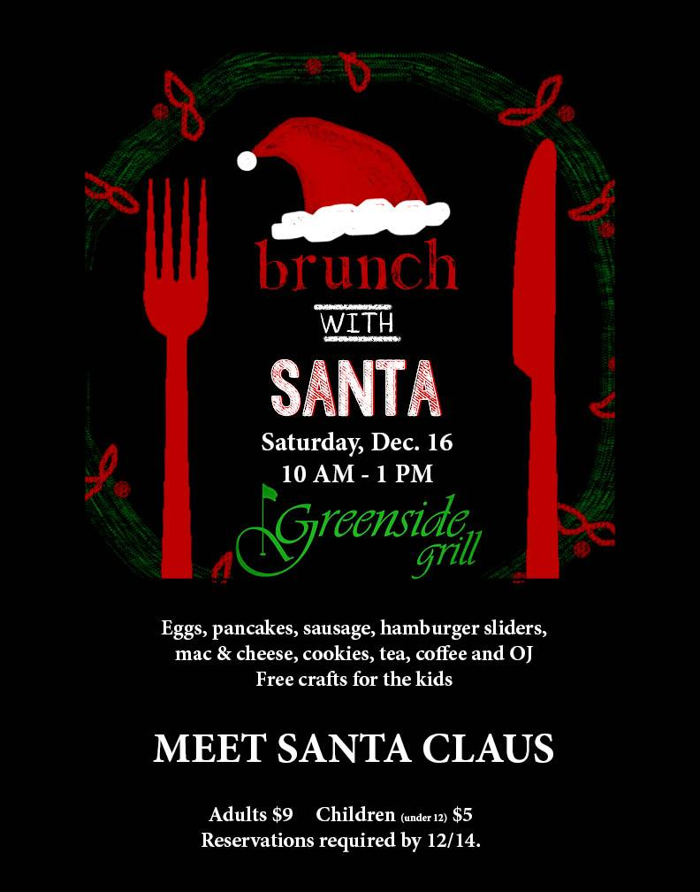 Brunch with SantaPOSTER