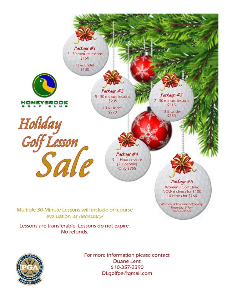 HolidayGolfLessons