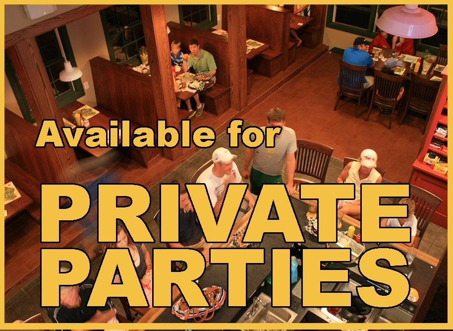 private parties